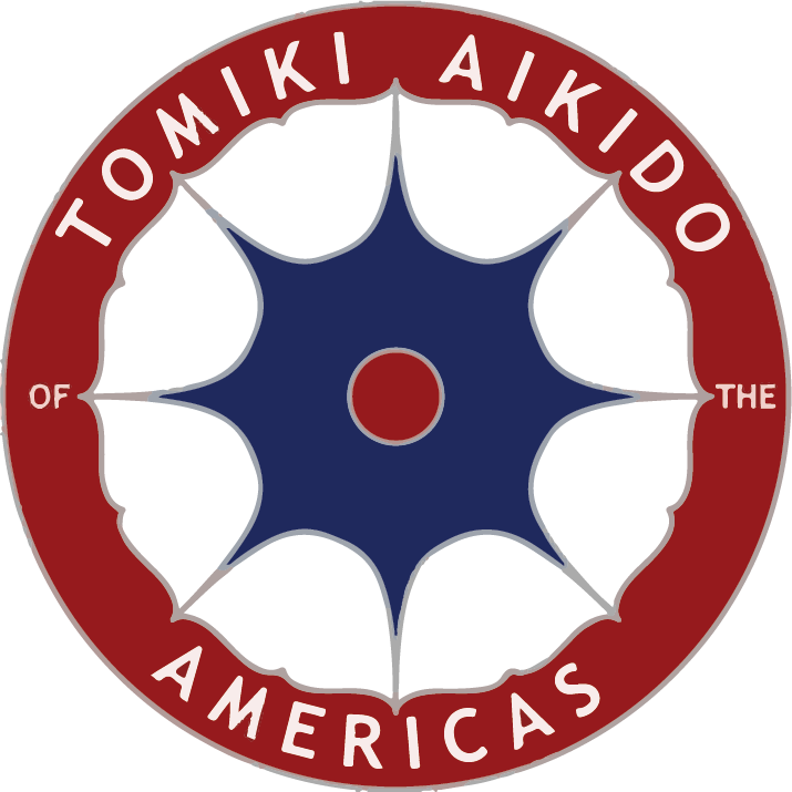 Tomiki Aikido of the Americas badge