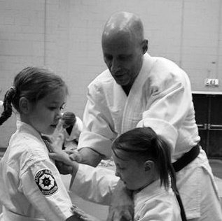Martial Art classes Dublin Sensei VonRyan