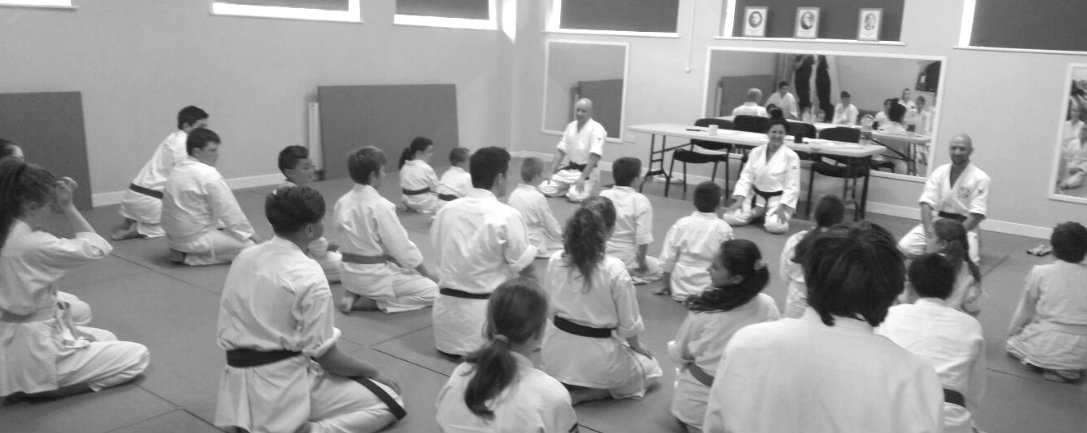 dojo etiquette and mat manners
