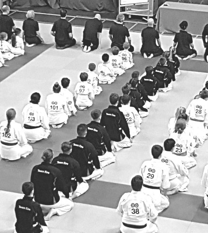 Youth Aikido Competition