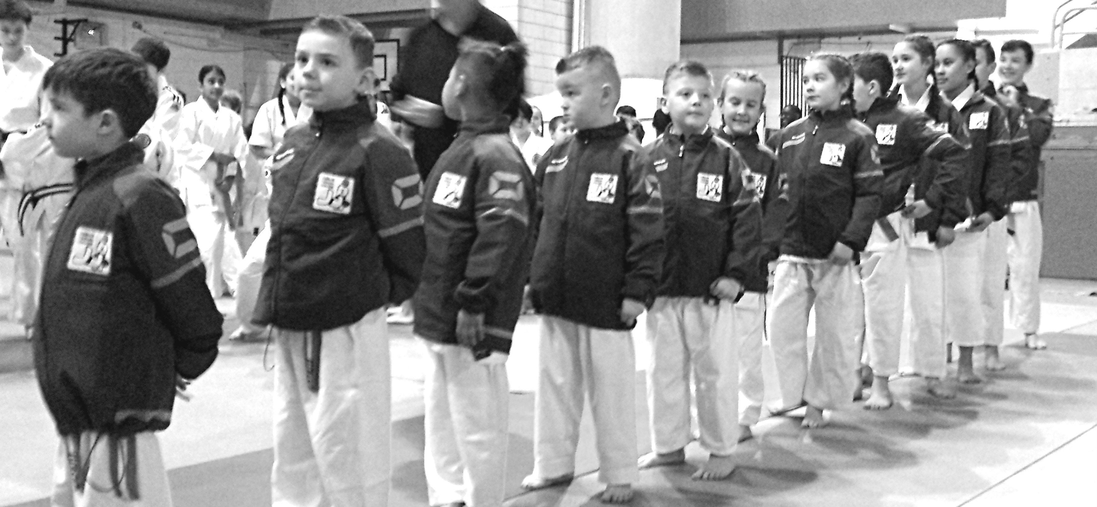 martial arts competition junior open