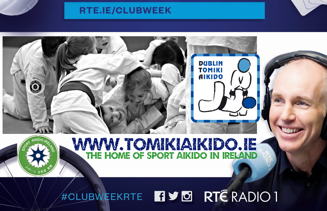 National Join a Club week with the Ray D'Arcy show!