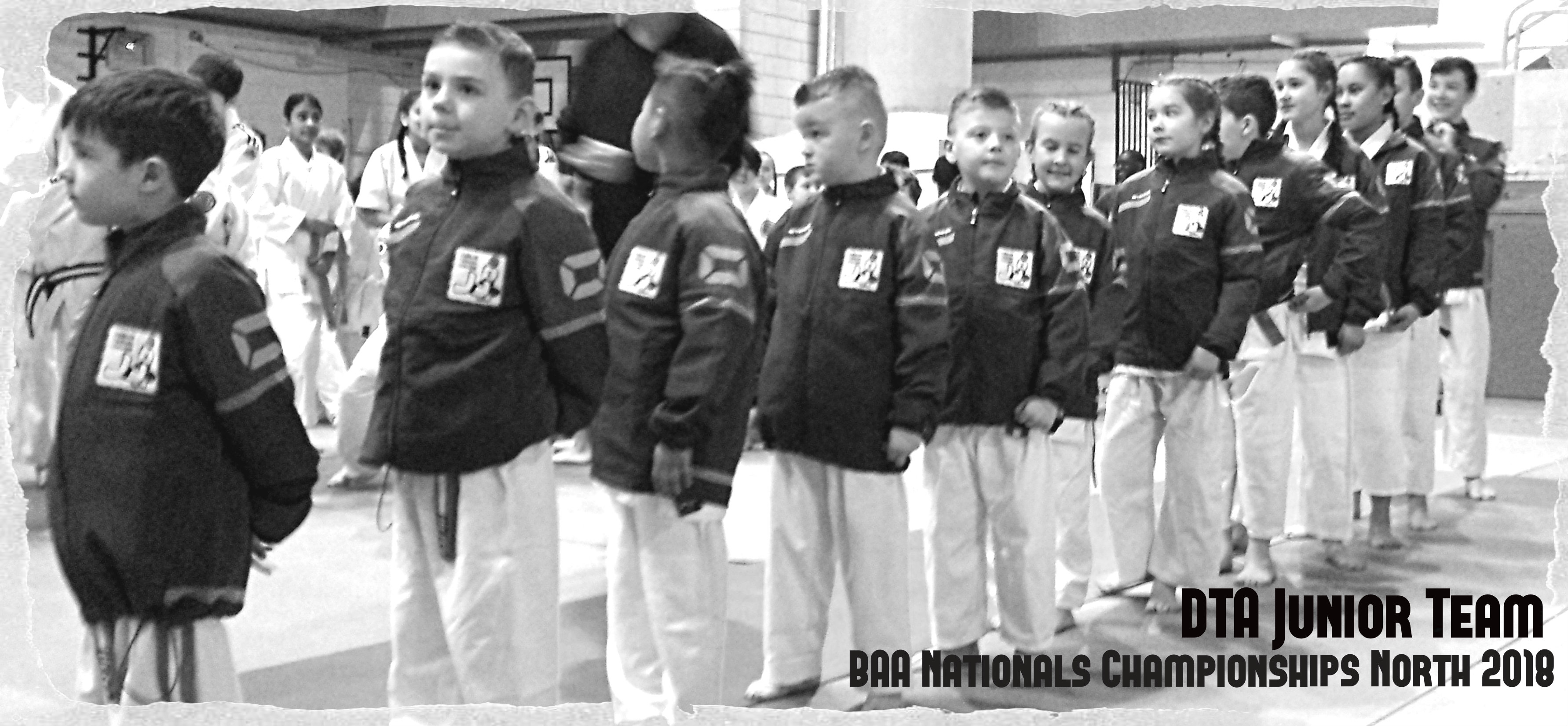 children's martial arts competition