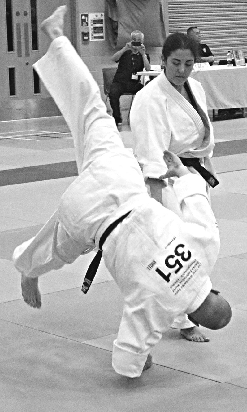 Sport Aikido Ireland - Martial Arts Competition Dublin