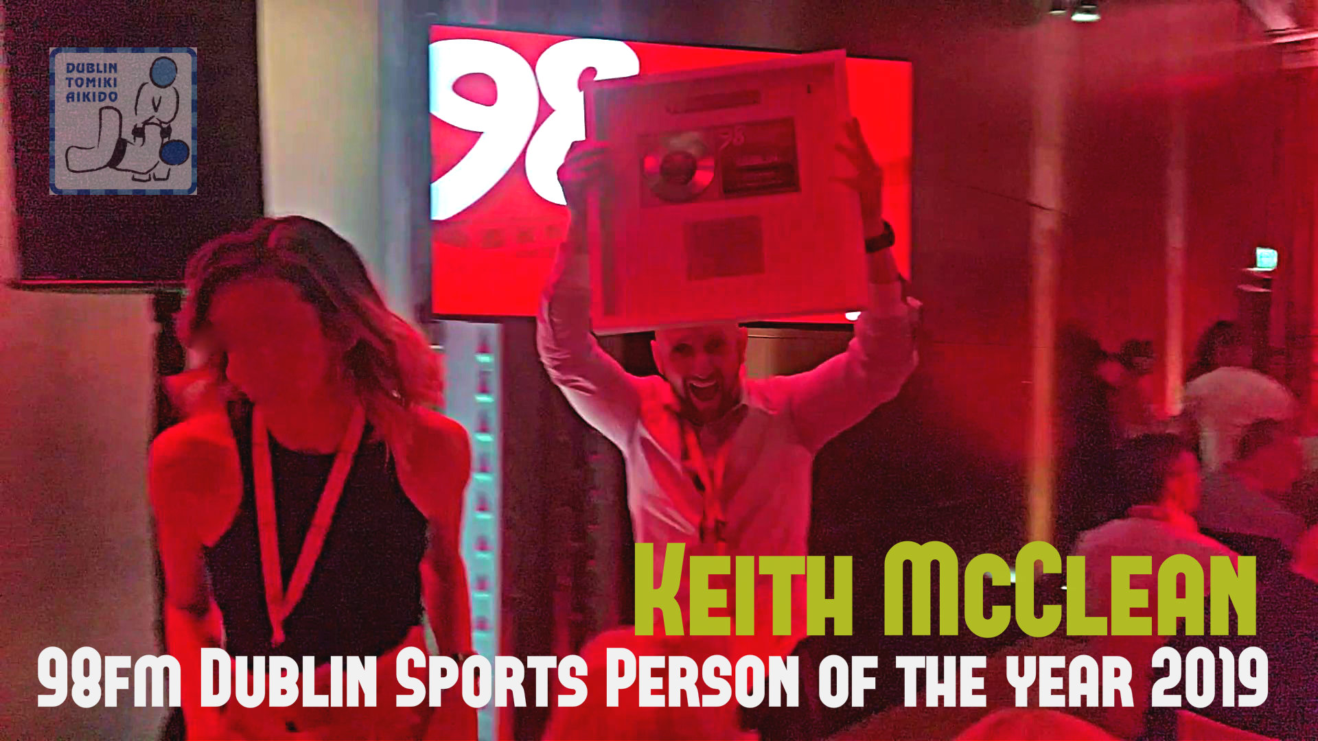 98fm best of dublin sports person keith mcclean