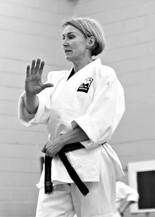 Vanda Fairchild sensei aikido instructor in dublin